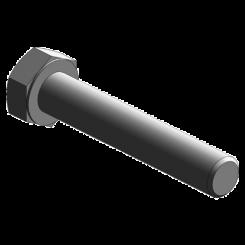 ISK-Schraube M20x80 10.9 vz DIN912
